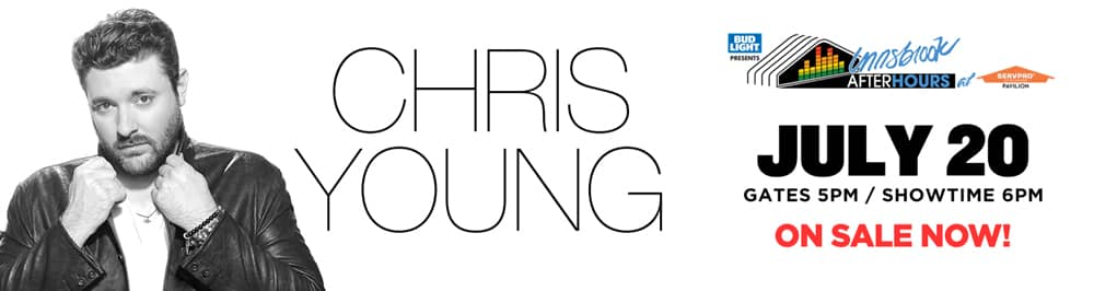 chris young- innsbrook after hours