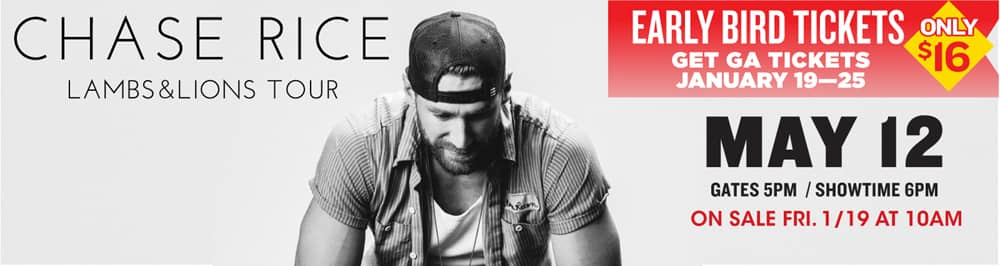 chase rice banner landing page